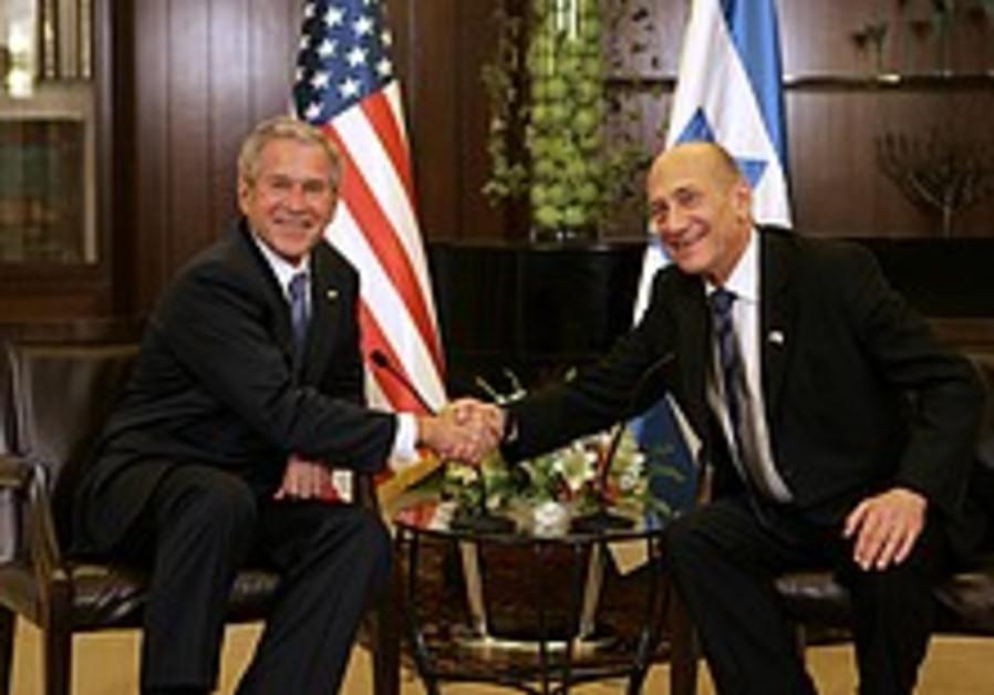 Bush: Iran behind Lebanon instability