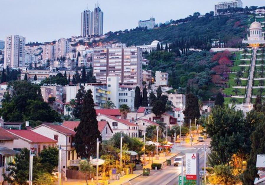 Haifa: The German Colony Quarter