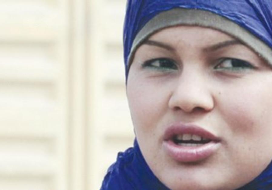 Egyptian activist Samira Ibrahim