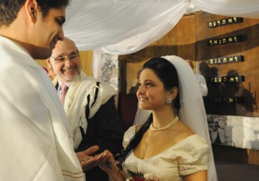 Jewish wedding in Havana