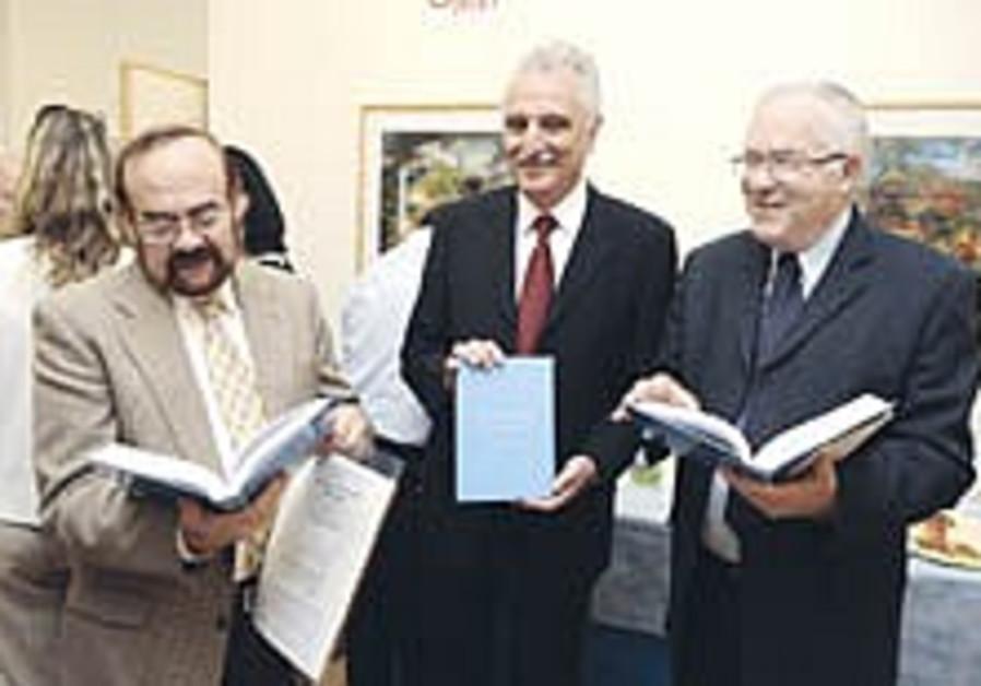 Clergymen find bond at law school