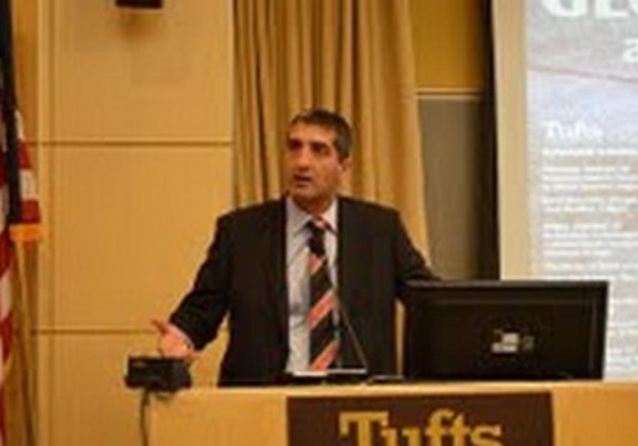 Brig.-Gen. Itzik Kreis, commander of the IDF Medical Corps