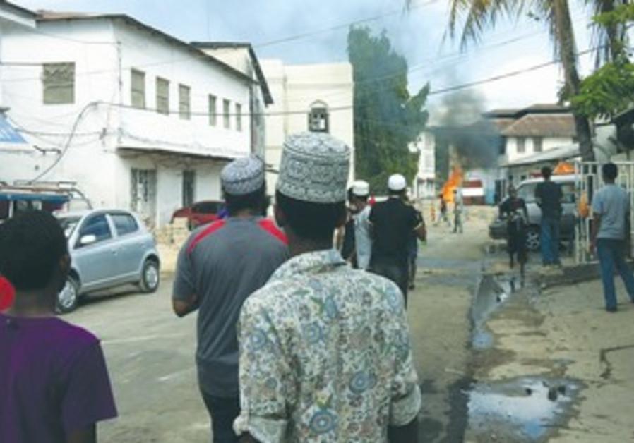 Muslims in Zanzibar