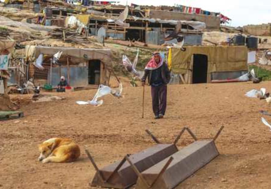 Bedouin Camp521