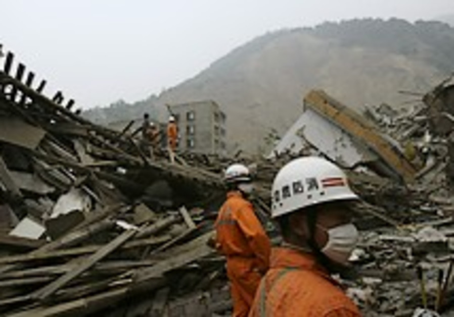 30 die after two strong earthquakes hit Tibet