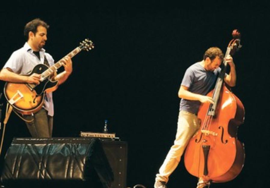 Jazz guitarist Assaf Kehati