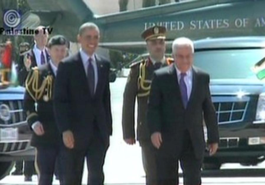 Obama and Abbas