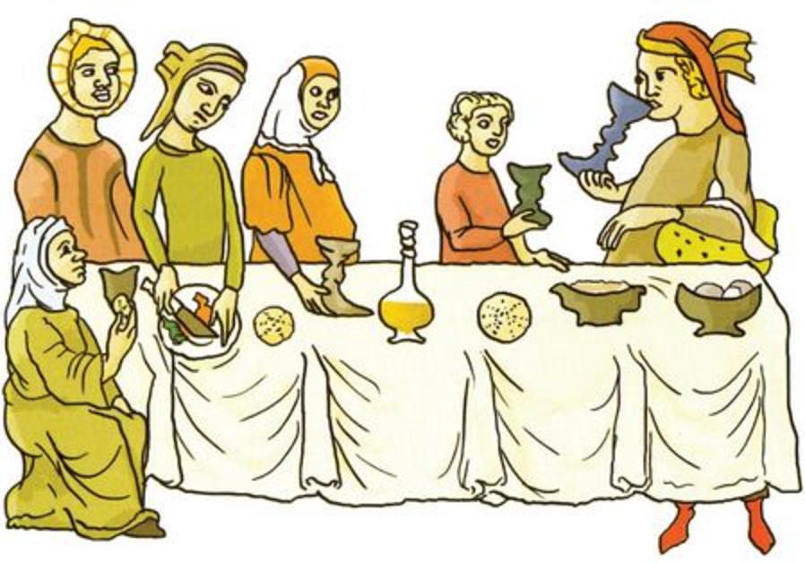 Pessah Illustration