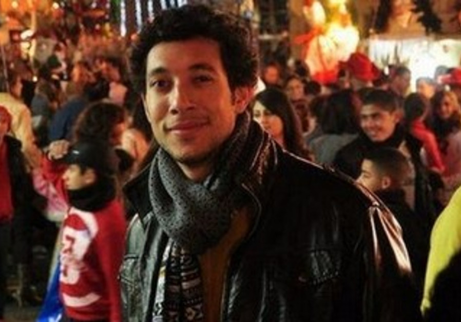 Amir Hassan, an Israeli Arab student from Nazareth, kidnapped in Sinai March 22, 2013.