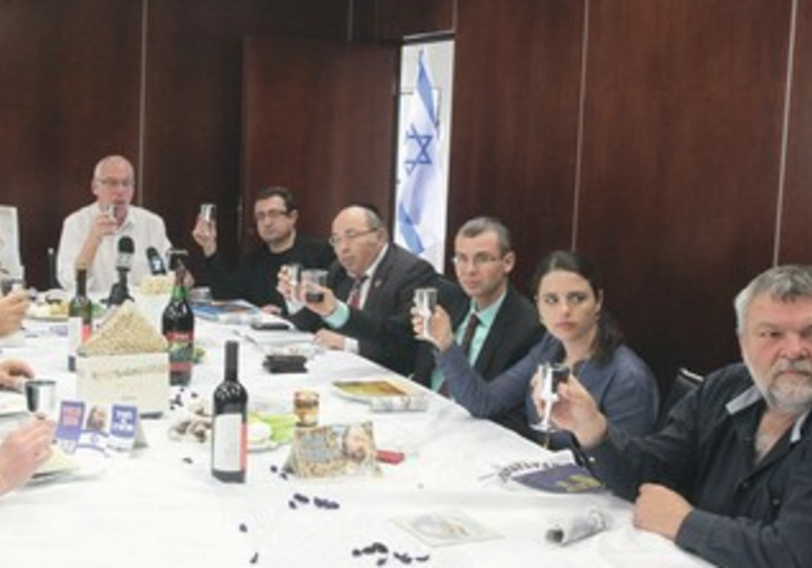Pollard Seder