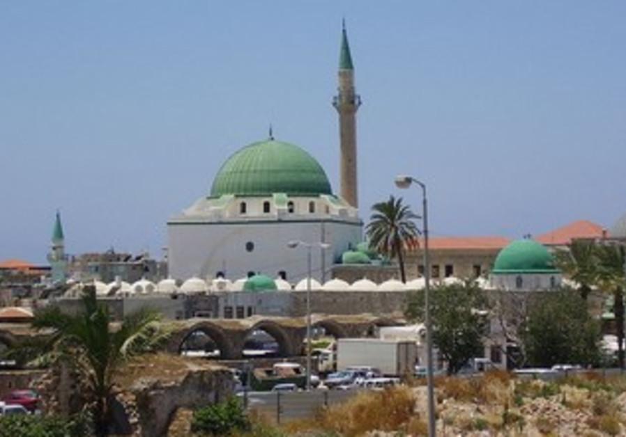 El-Jazzar Mosque, Acre