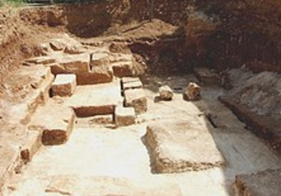 Another Second Temple quarry uncovered