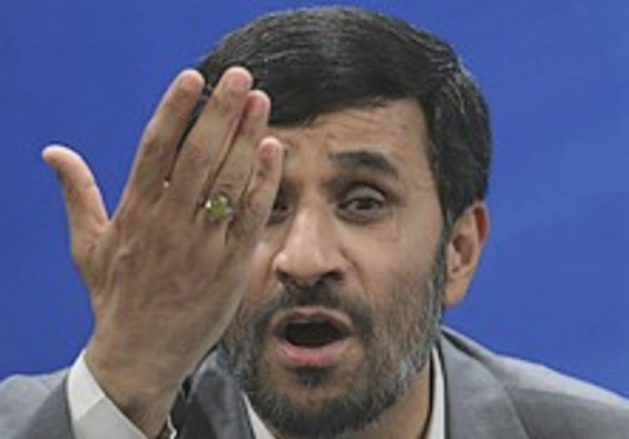Ahmadinejad blames West for AIDS