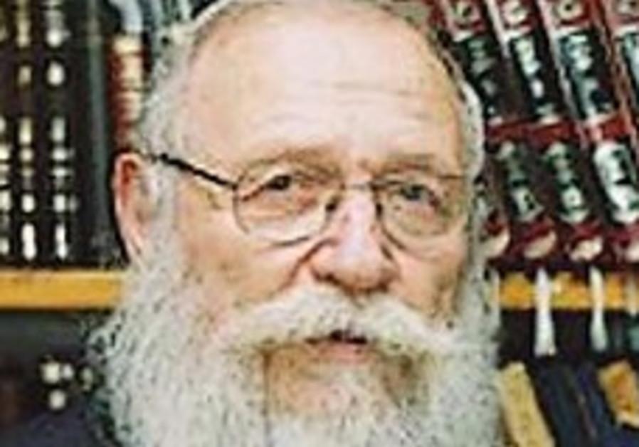 Analysis: The rabbis vs. the jurists