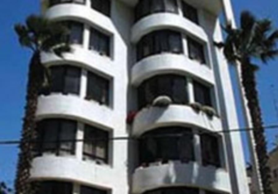 tel aviv building