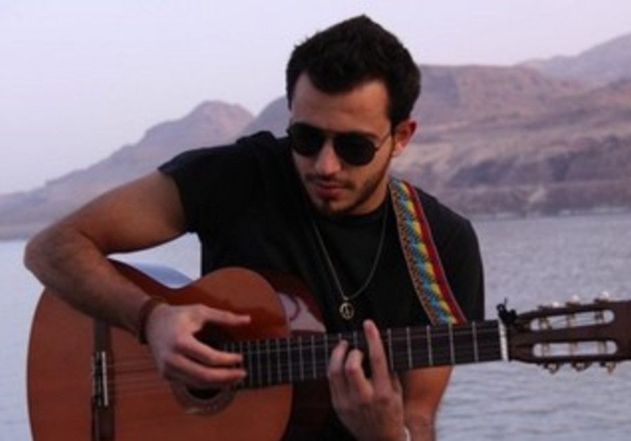 Jordanian singer Basel Khoury.
