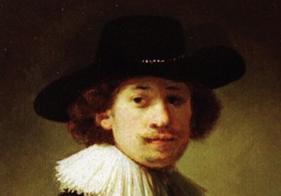 REMBRANDT'S SELF-PORTRAIT