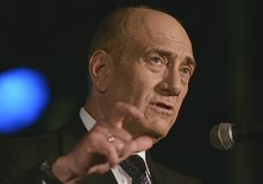 'Olmert demanded $5,000 for address'