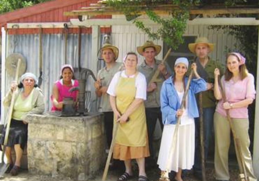 Museum of Pioneer Settlement