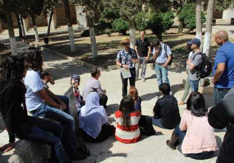 Haifa University students
