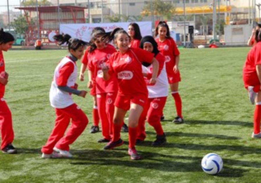 Soccer tournament.