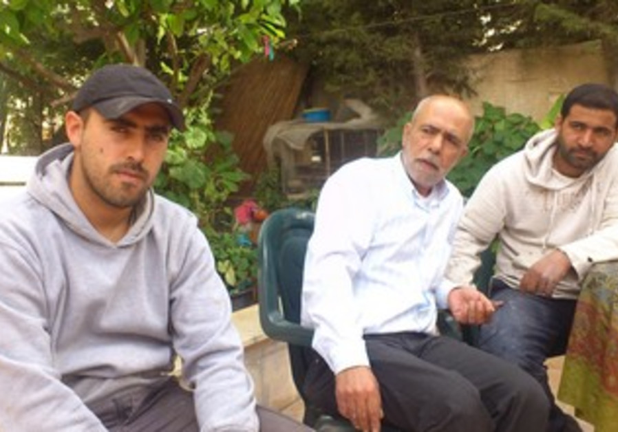 Hamad, Otman, Karam Masarwah.