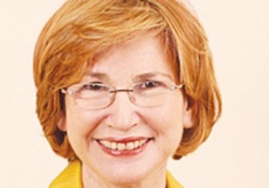 Health Minister Yael German