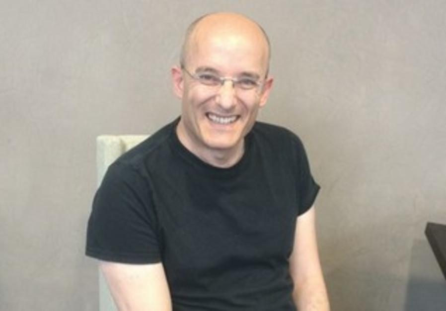 ELIEZER BEN-YEHUDA'S great-grandson, Gil Hovav