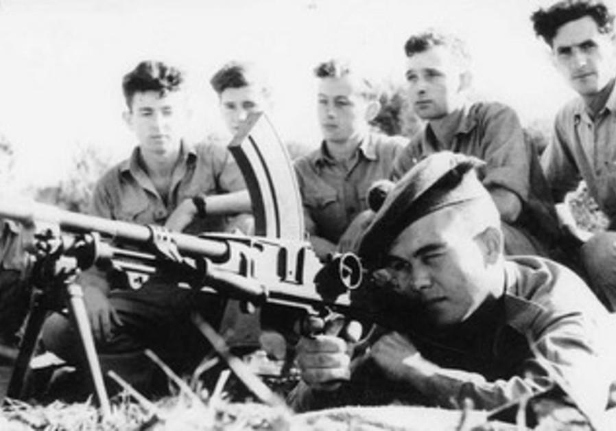 Palmach soldiers helped create Israel
