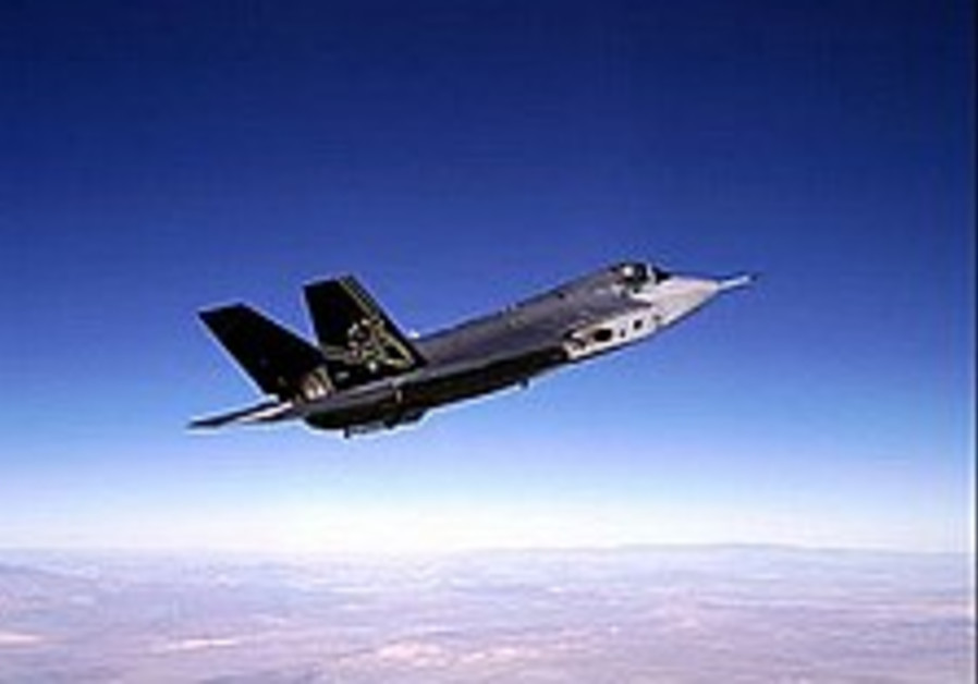 Israel submits request to buy F-35 jets