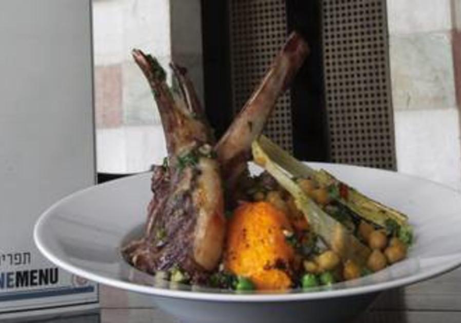 Kedma - A modern kosher meat restaurant