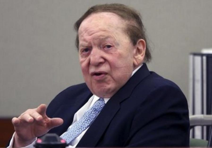 #3 Sheldon Adelson