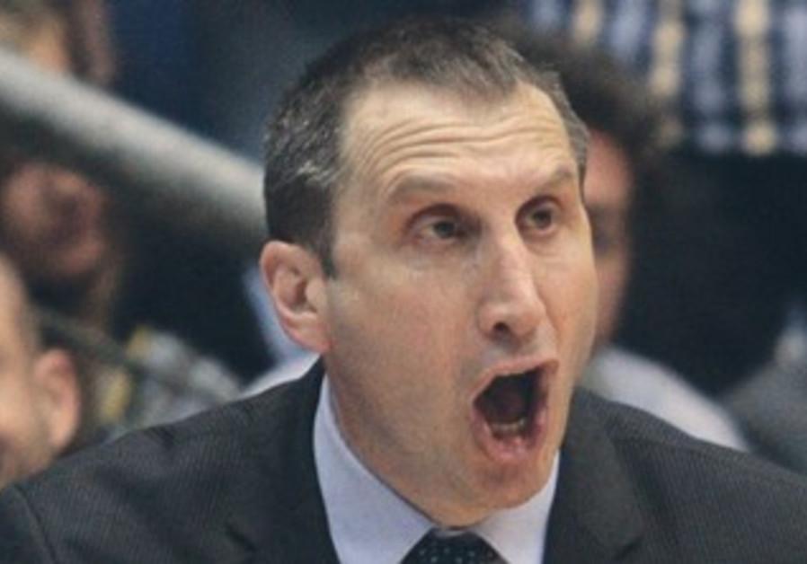 David Blatt, Maccabi Tel Aviv coach