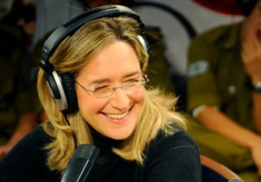 Journalist Ilana Dayan.