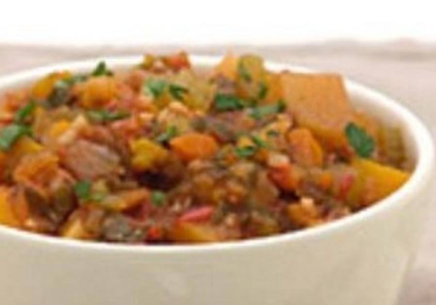 tunisian vegetable stew
