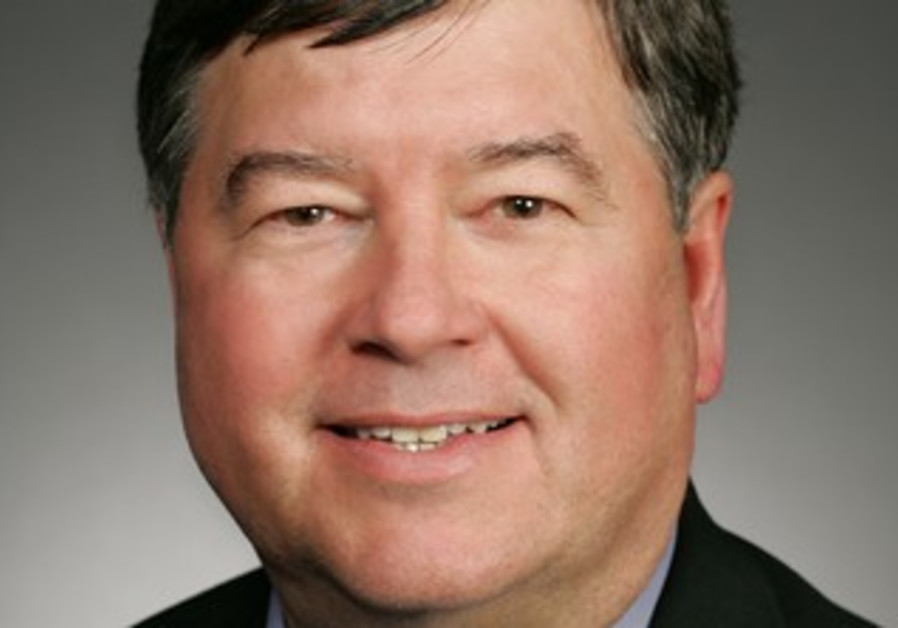 Oklahoma House of Representatives rep. Dennis Johnson.