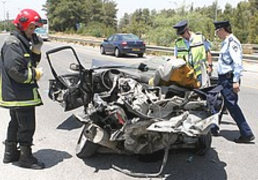'Teens who killed moped rider in J'lem weren't drag racing'
