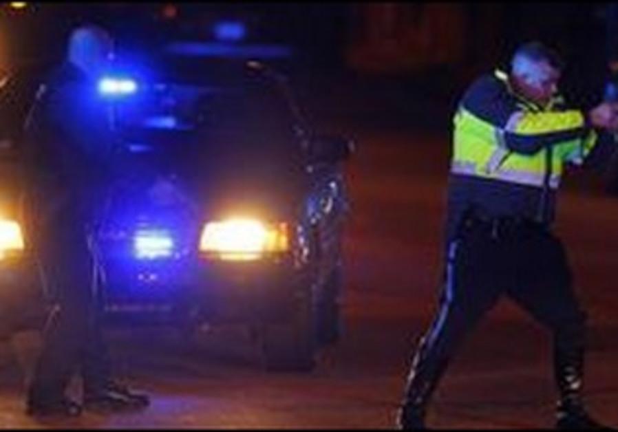 Police manhunt in Watertown, Massachusets
