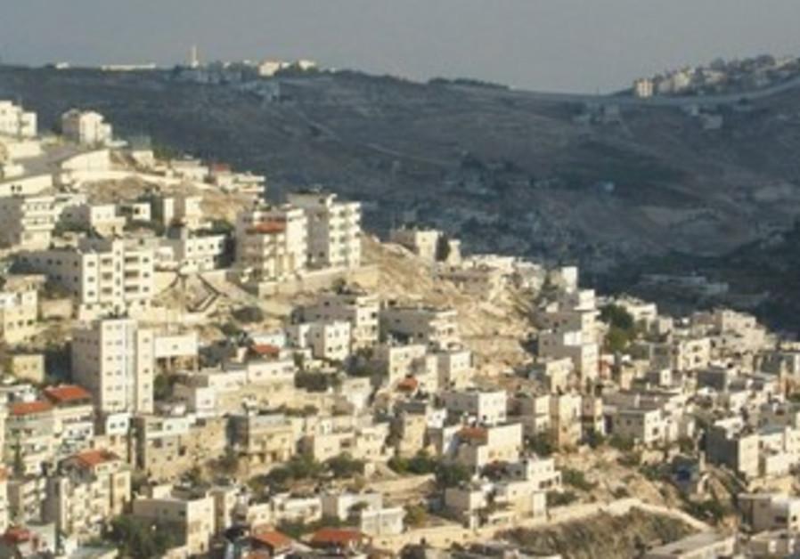 East Jerusalem.