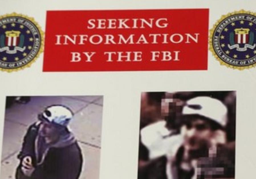 Wanted by FBI: Boston Marathon bombing suspect