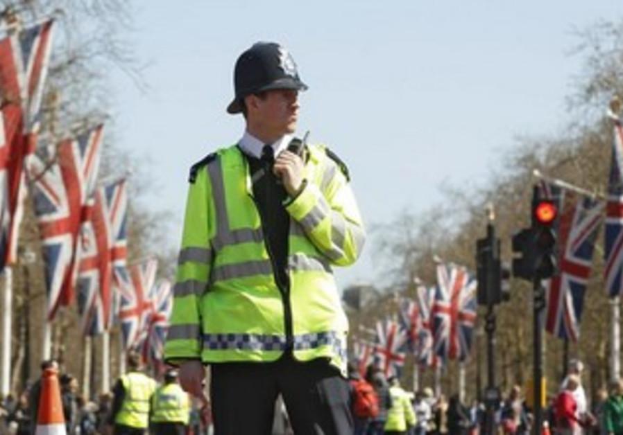 London police prepare for Marathon race