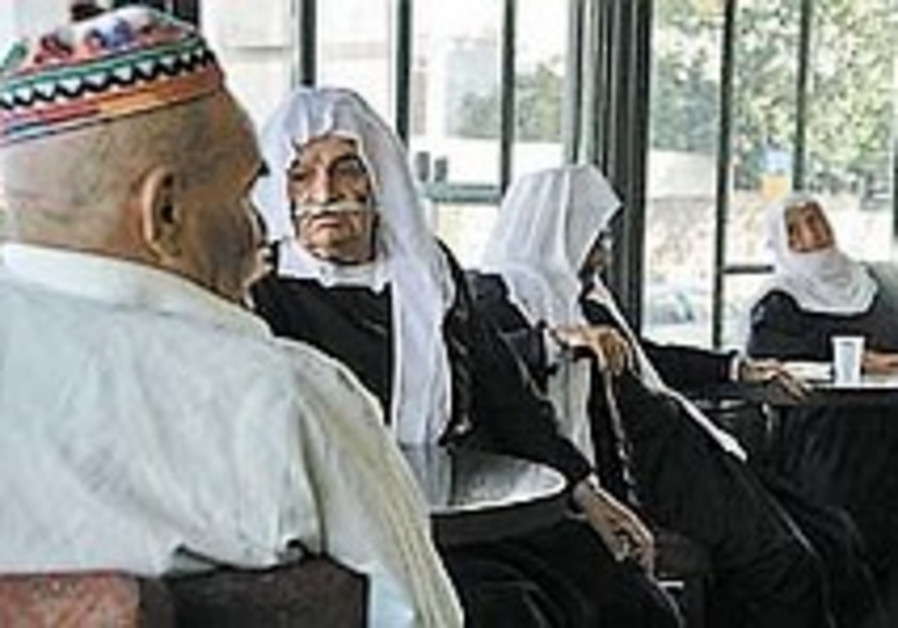 Druse, Baha'i leaders honored for 'tikkun olam'