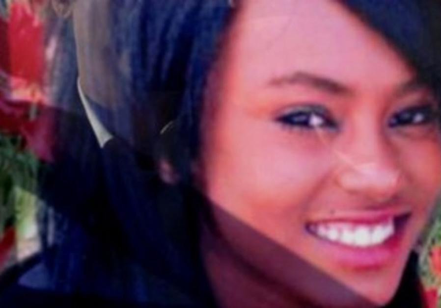 Twenty-year-old Zehava Chikol who was murdered in Netanya on March 26, 2013