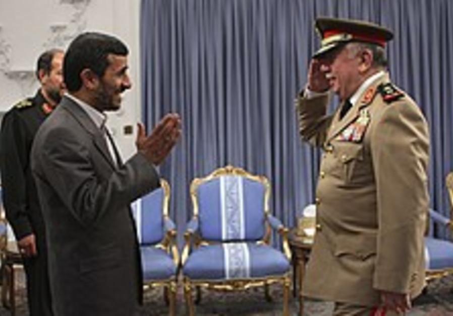 Ahmadinejad: Syria will still oppose Israel