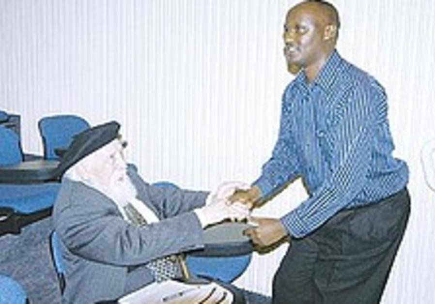 'Hotel Rwanda' to 'Zionist' village