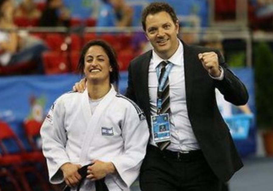 Yarden Gerbi takes bronze at European Championships, April 26, 2013