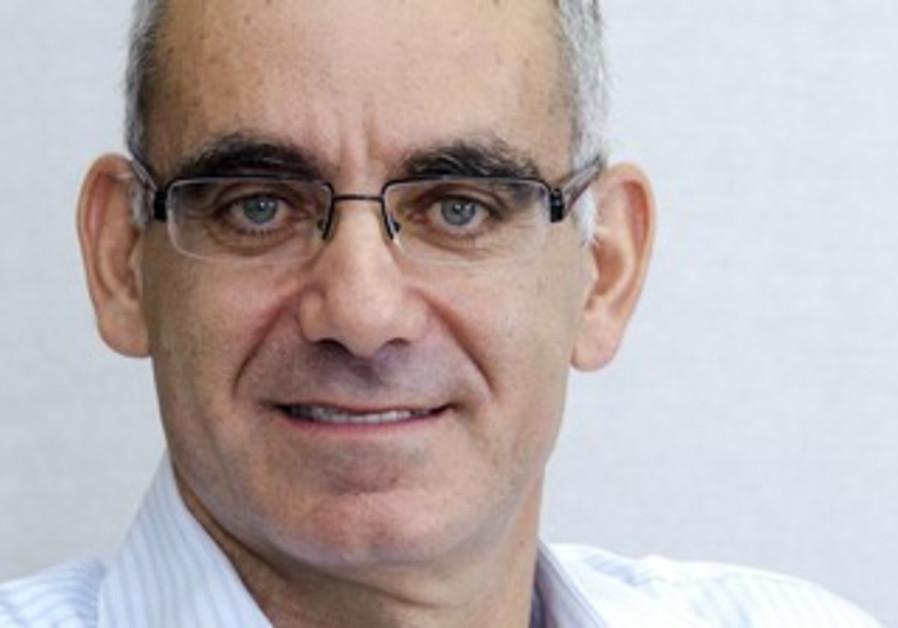 Ramot CEO Shlomo Nimrodi.