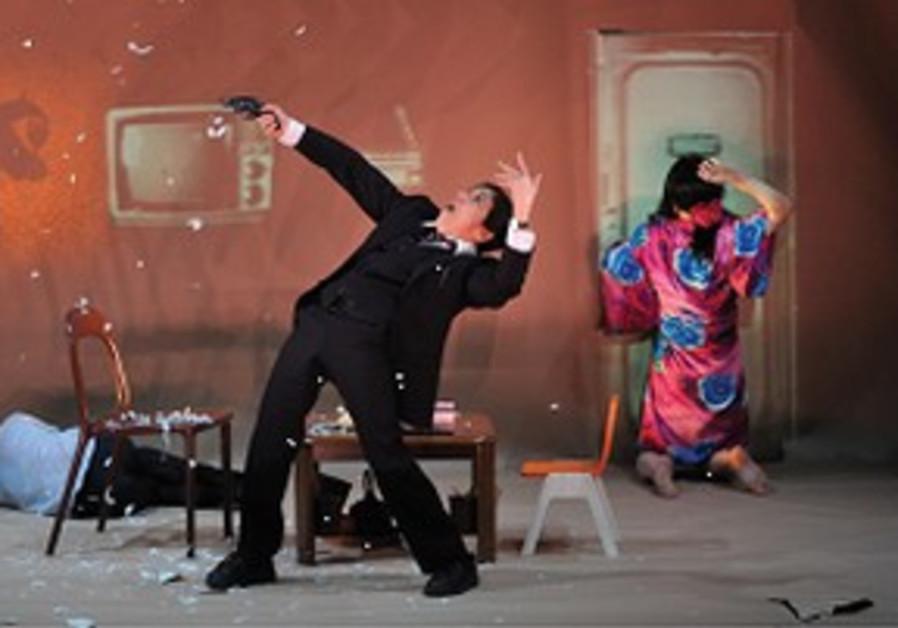 L'Abeille, une pièce de théâtre des plus extravagantes