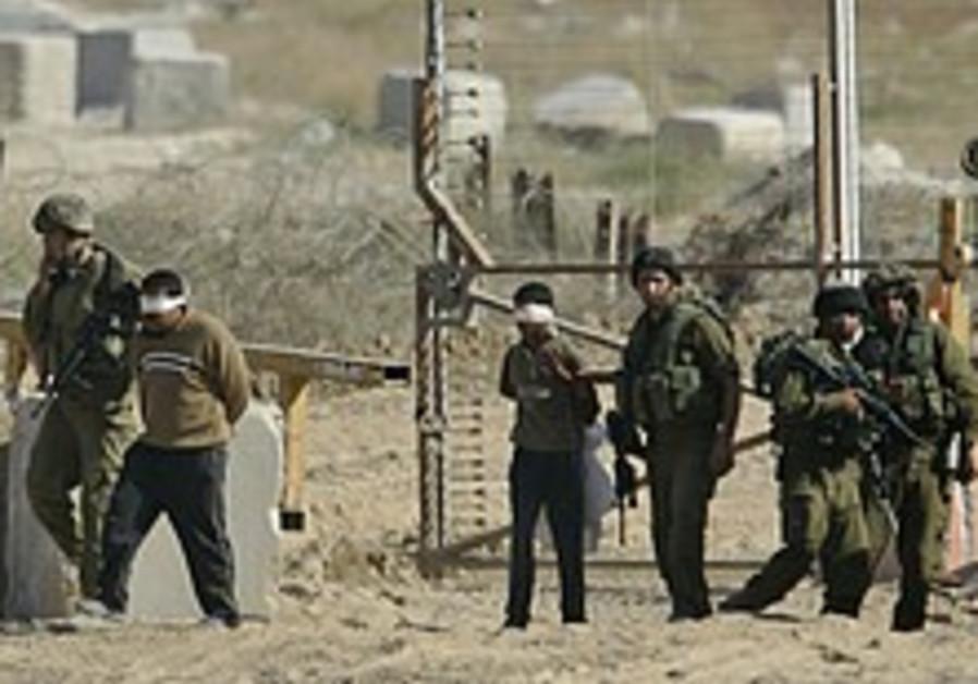 Mortar shell hits Sha'ar Hanegev home