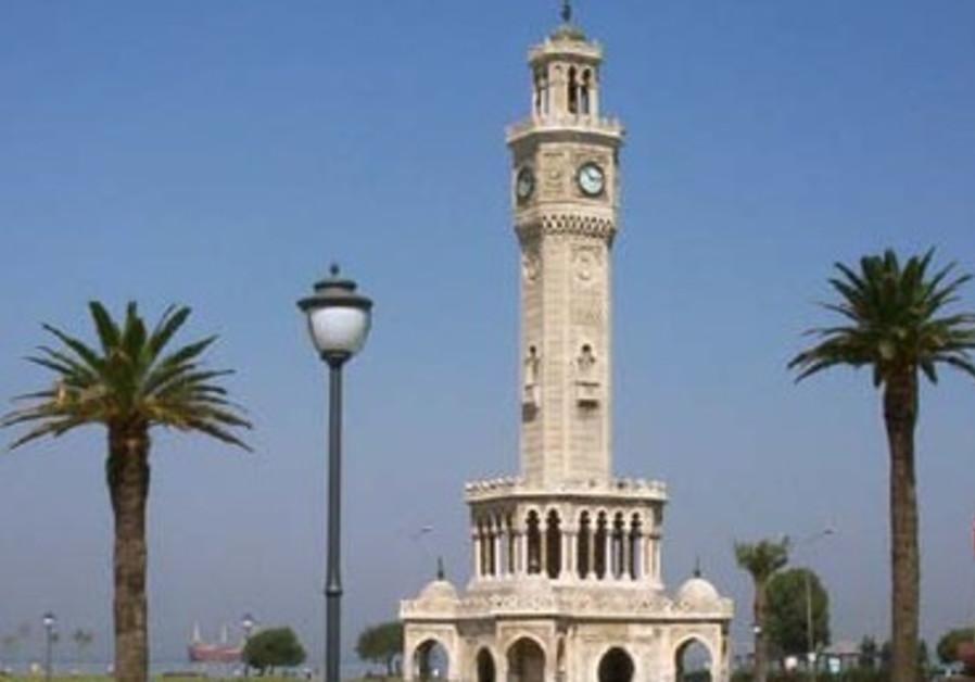 Izmir Uhr-Turm